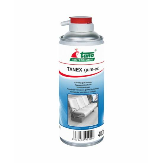 Gum-Ex Tana, 400 ml  szőnyeg rágógumi-eltávolító