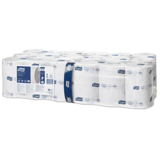 Tork Soft belsőmag nélküli Mid-size toalettpapír – 2 rétegű