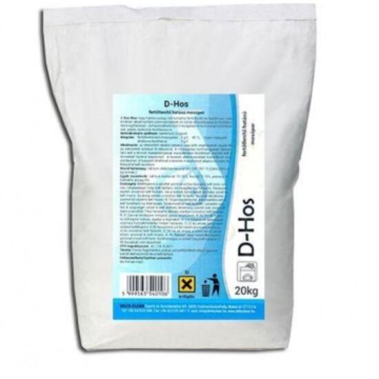 D - HOS fertőtlenítő mosópor