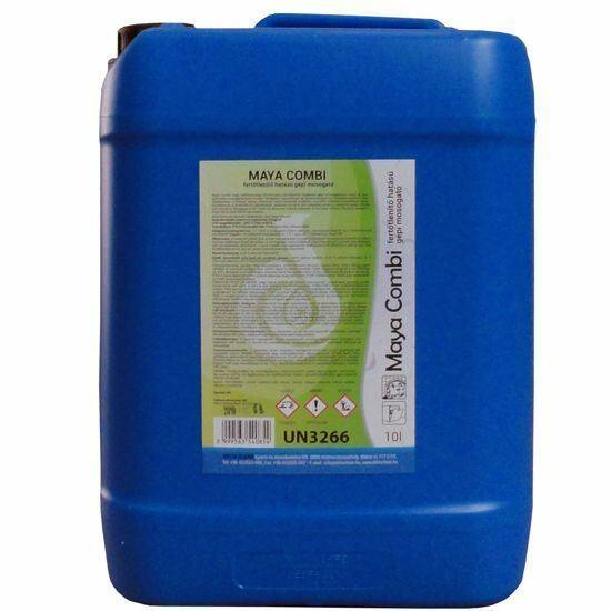Maya Combi 10l  Fertőtlenítő hatású gépi mosogatószer