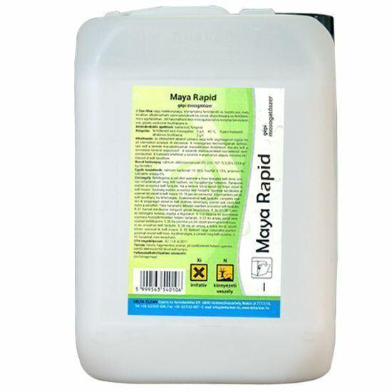 Maya Rapid gépi mosogatószer 10 lit