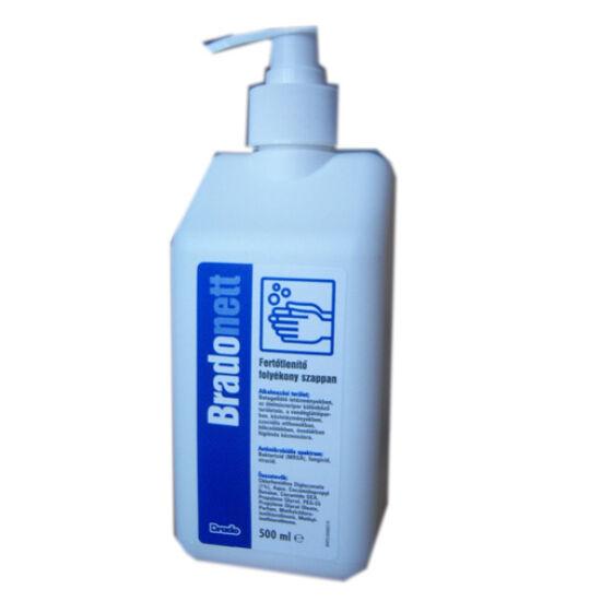 BRADONETT  kézfertőtlenítő szappan (baktericid, fungicid, virucid)