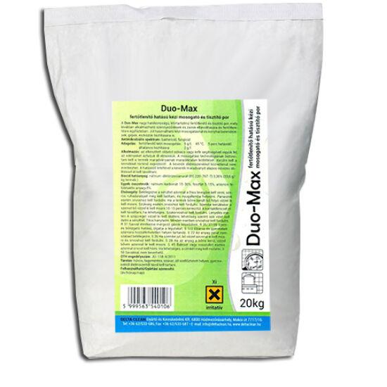 DUO MAX  fertőtlenítő hatású kézi mosogatópor